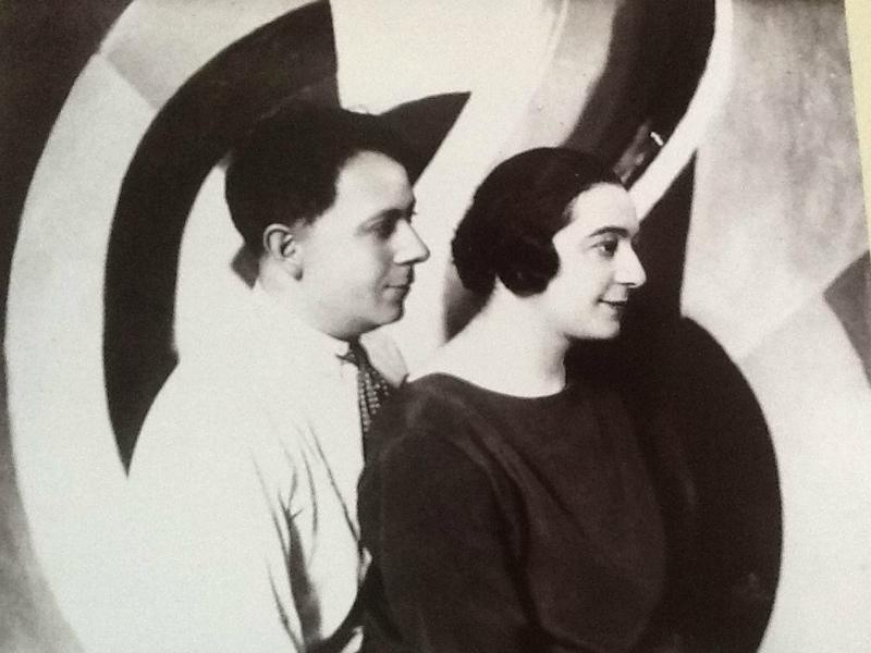 Sonia y Robert Delaunay