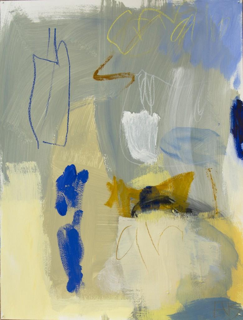 """Blue Liquid"" Eduardo Vega de Seoane."