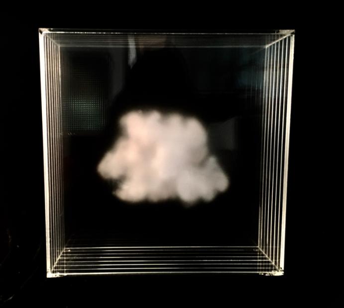 """""""Nube"""" Isabel Alonso Vega"""
