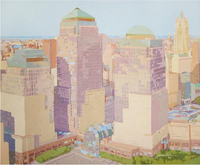 """World Trade Center"" Javier Aoiz"