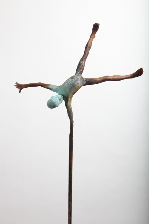 Juego III/2 |Escultura de Jesús Curiá | Compra arte en Flecha.es