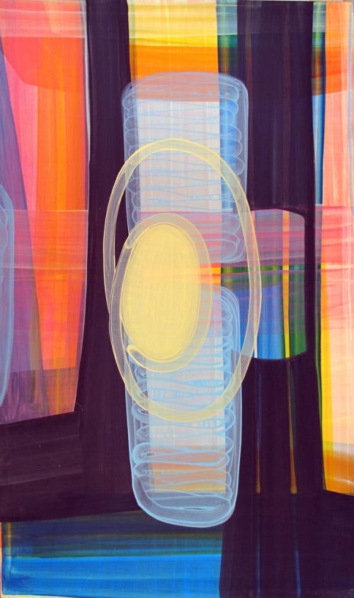 LRL 105 |Pintura de Daniel Charquero | Compra arte en Flecha.es
