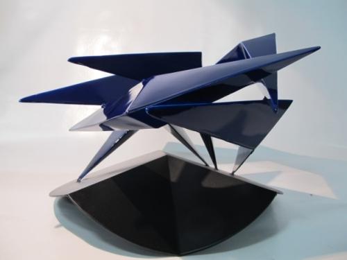 Interior |Escultura de Raquel Fernández Santos | Compra arte en Flecha.es