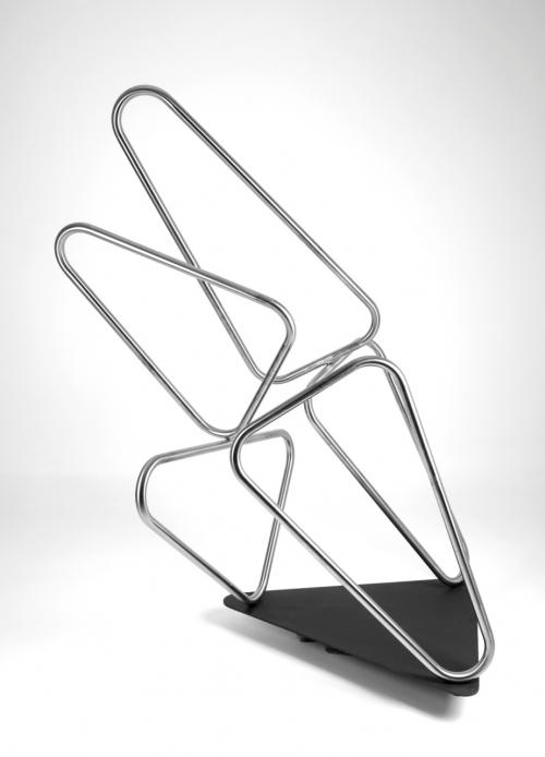 Camino a Bilbao |Escultura de Raquel Fernández Santos | Compra arte en Flecha.es