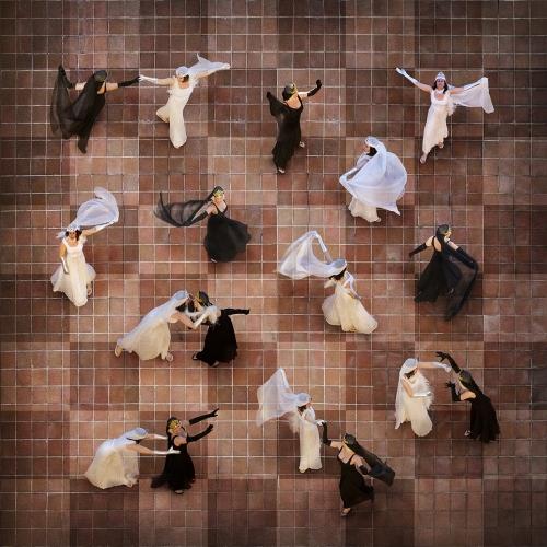 Juego de Damas |Fotografía de Alicia Moneva | Compra arte en Flecha.es