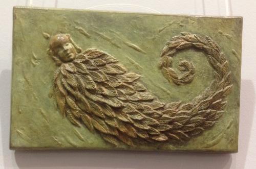 Angel Limpiatubos |Escultura de Cristóbal | Compra arte en Flecha.es