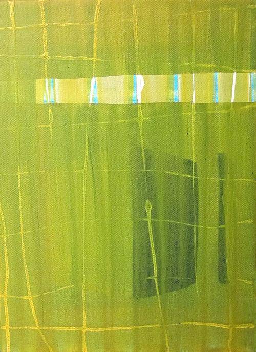 LRL 122 |Pintura de Daniel Charquero | Compra arte en Flecha.es