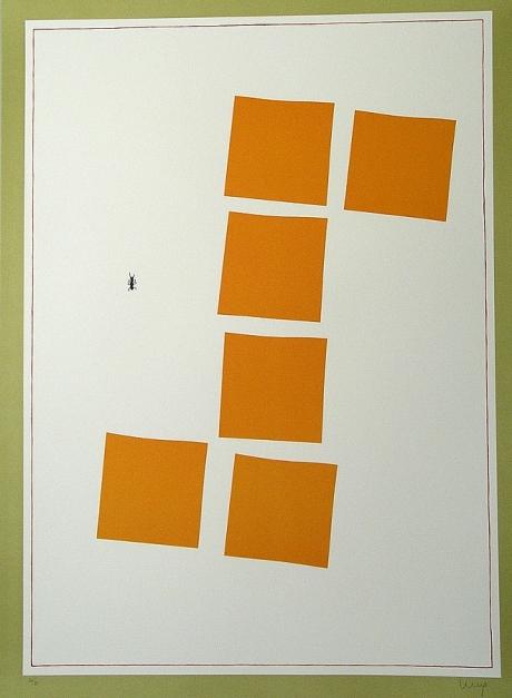 1989-4 |Obra gráfica de Ferrán García Sevilla | Compra arte en Flecha.es
