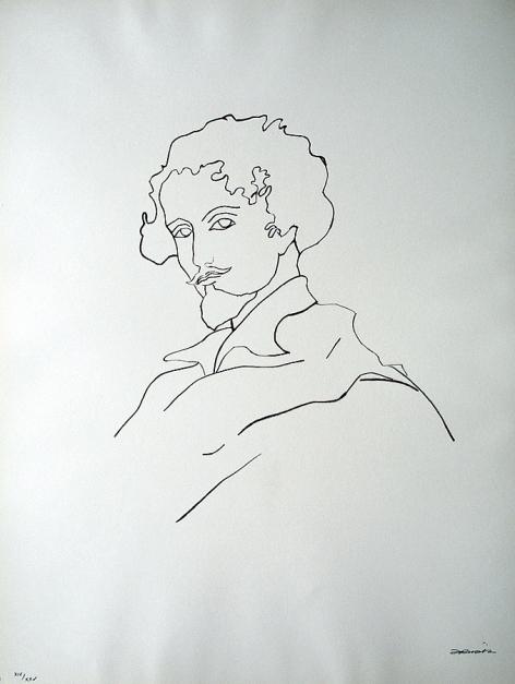 Rimas I |Obra gráfica de Doroteo Arnáiz | Compra arte en Flecha.es