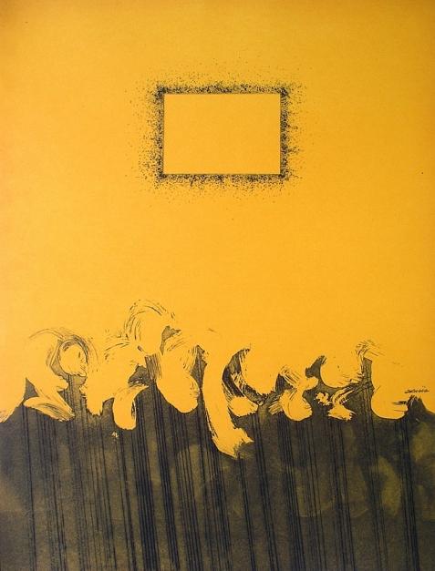 Rimas VIII |Obra gráfica de Doroteo Arnáiz | Compra arte en Flecha.es