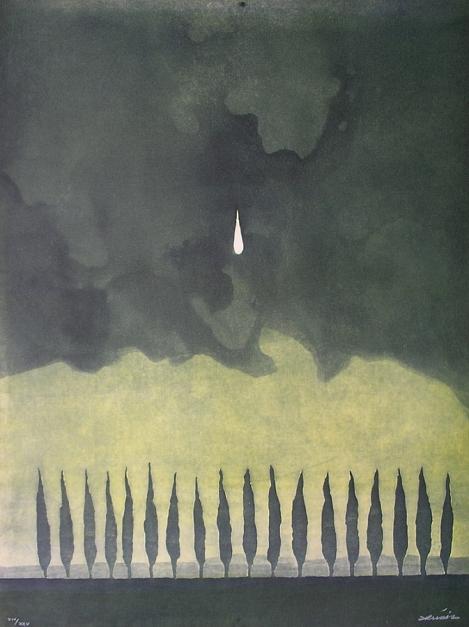 Rimas IX |Obra gráfica de Doroteo Arnáiz | Compra arte en Flecha.es