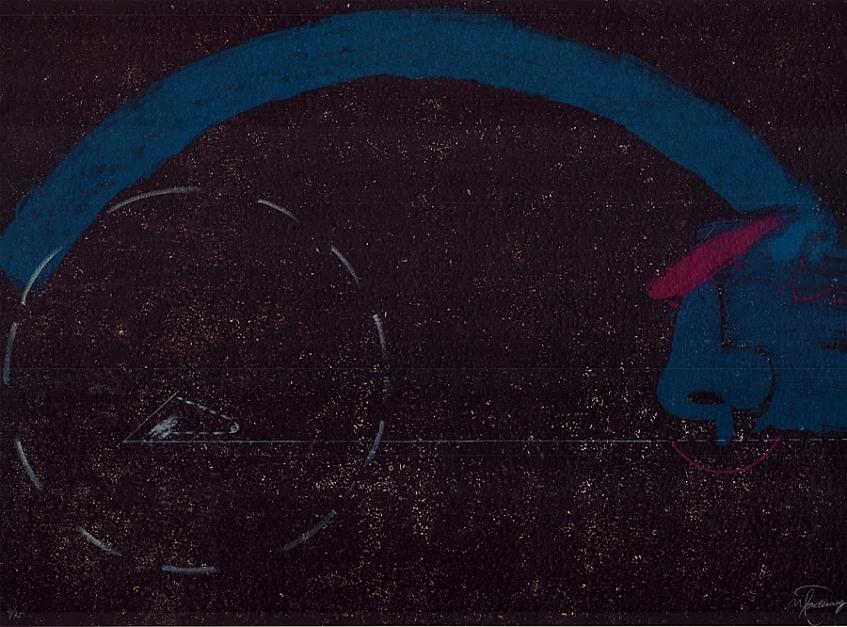 Entrebancs-13 |Obra gráfica de Joan Pere Viladecans | Compra arte en Flecha.es