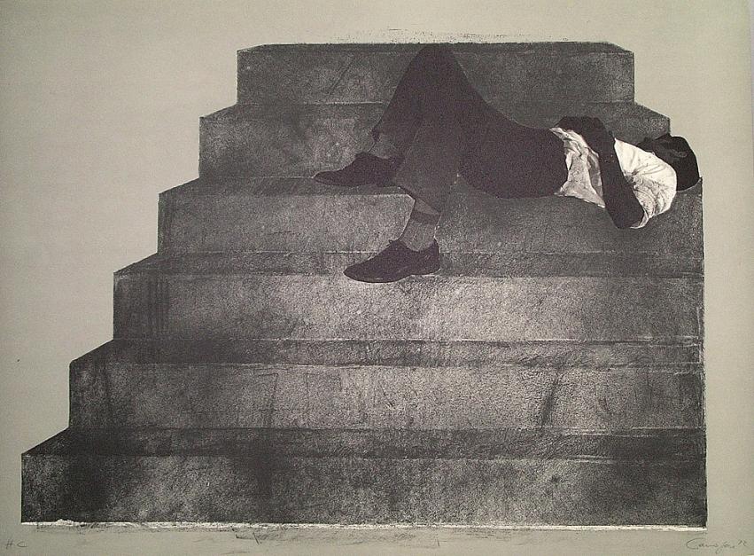 Resultado de imagen de Rafael Canogar