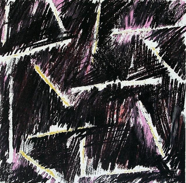 Los Andes |Obra gráfica de Rafael Canogar | Compra arte en Flecha.es