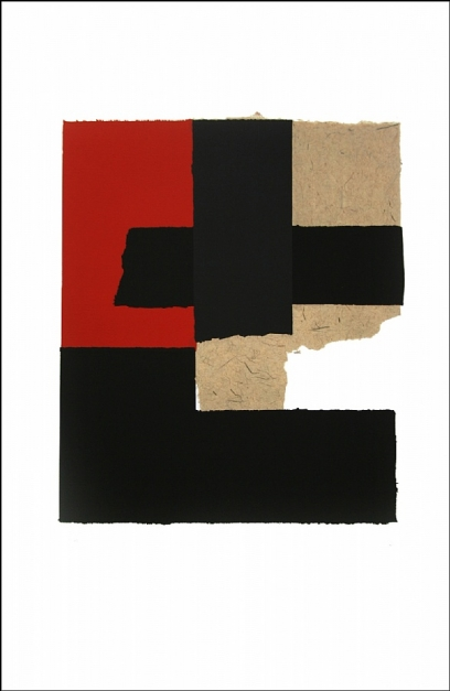Blasón |Obra gráfica de Rafael Canogar | Compra arte en Flecha.es
