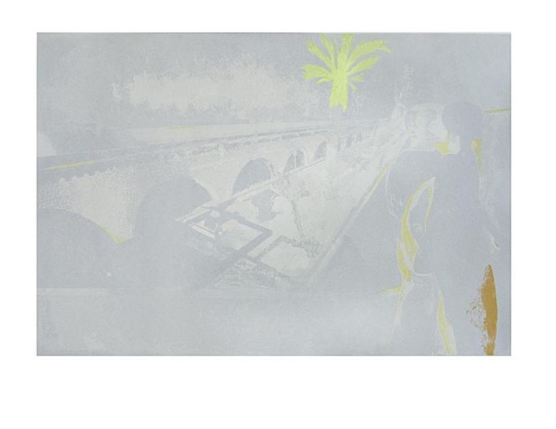 Roda litoral (versión 1)  Obra gráfica de Jorge Castillo   Compra arte en Flecha.es