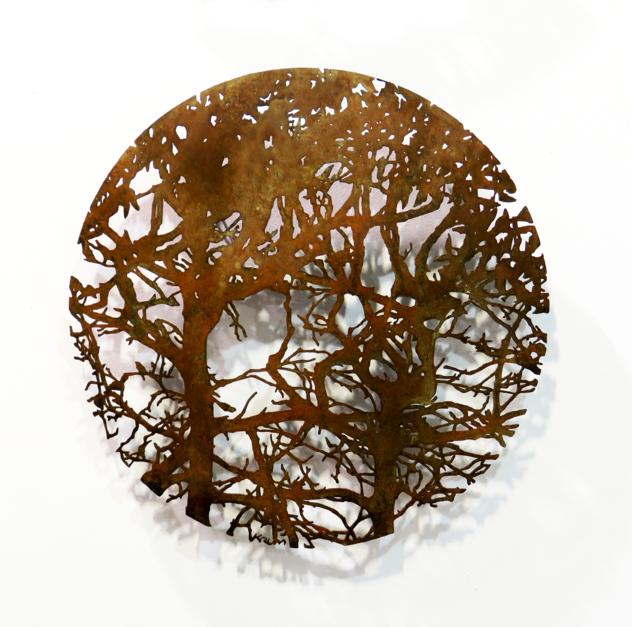 Enredados |Escultura de Krum Stanoev | Compra arte en Flecha.es