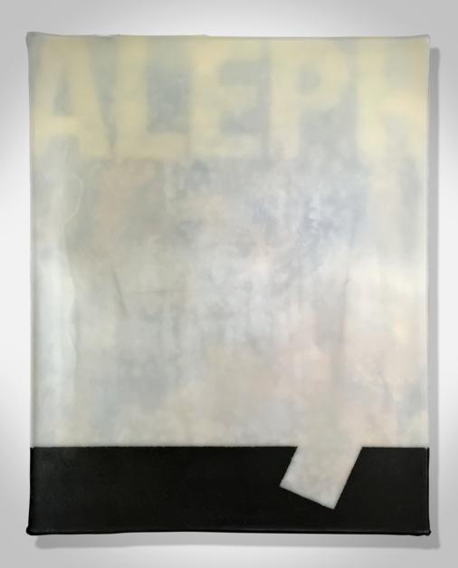 Aleph |Pintura de Norberto Sayegh | Compra arte en Flecha.es