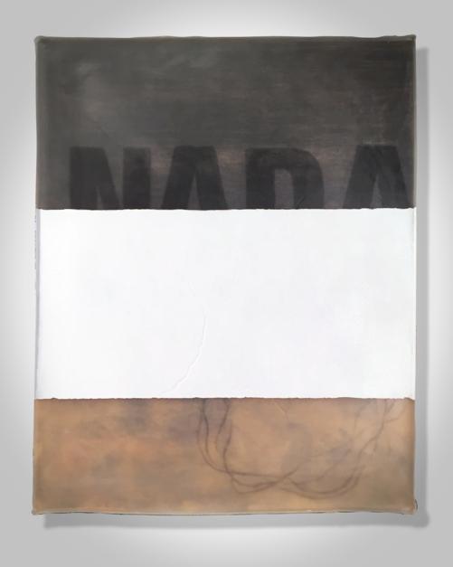 Nada |Pintura de Norberto Sayegh | Compra arte en Flecha.es