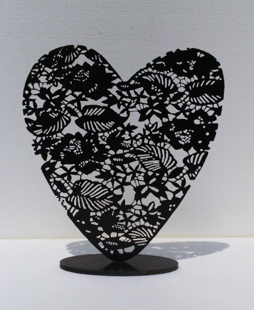 Desde el Corazón 7  Escultura de Krum Stanoev   Compra arte en Flecha.es