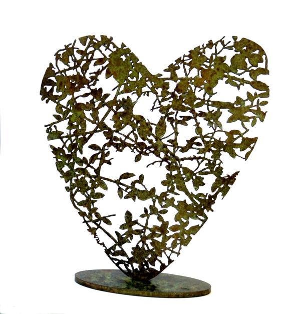 Desde el Corazón 11 |Escultura de Krum Stanoev | Compra arte en Flecha.es