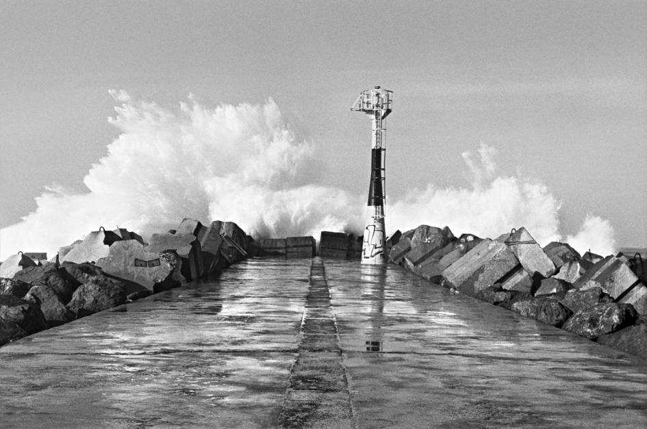 Reflejo de las olas |Fotografía de Rafael Vilallonga Hohenlohe | Compra arte en Flecha.es