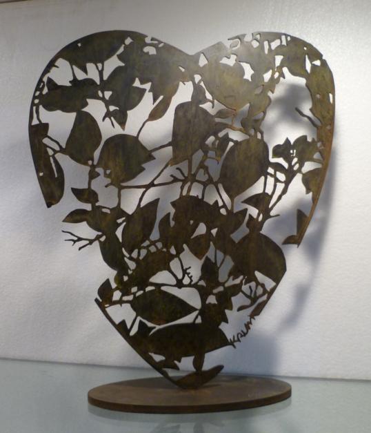 Desde el corazón 4 |Escultura de Krum Stanoev | Compra arte en Flecha.es