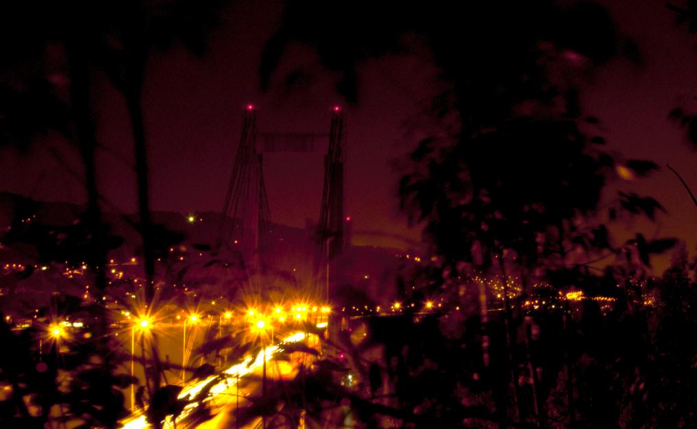 ROJO RANDE - RED RANDE (de la serie Puente Rande. Foto nº 3) |Fotografía de Luis Arbex | Compra arte en Flecha.es
