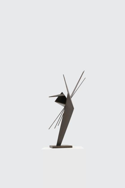 Necattauros I |Escultura de Antonio Camaño Pascual | Compra arte en Flecha.es