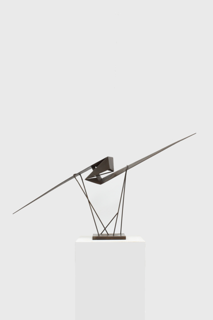 Without freedom I |Escultura de Antonio Camaño Pascual | Compra arte en Flecha.es