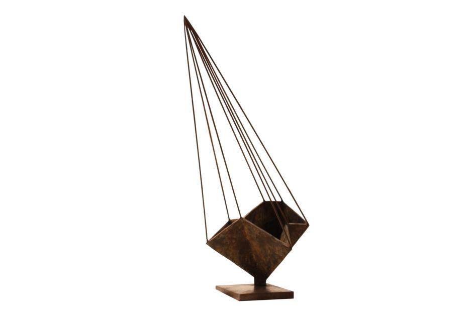 Norte-Sur I |Escultura de Antonio Camaño Pascual | Compra arte en Flecha.es