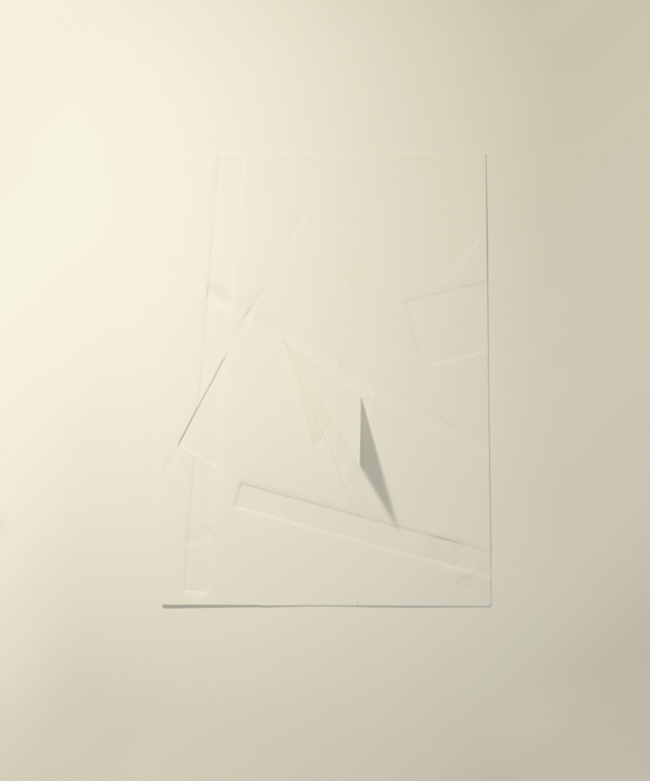Vacío Ocupado | Obra gráfica de Antonio Camaño Pascual | Compra arte en Flecha.es
