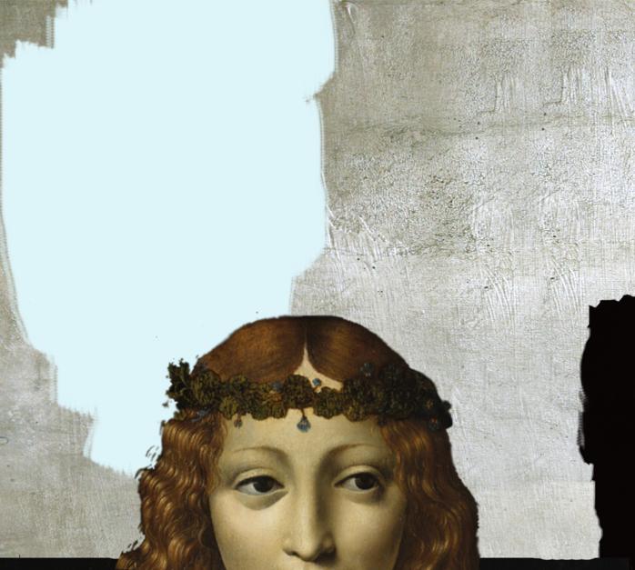 ELLEN |Pintura de Enrique González | Compra arte en Flecha.es
