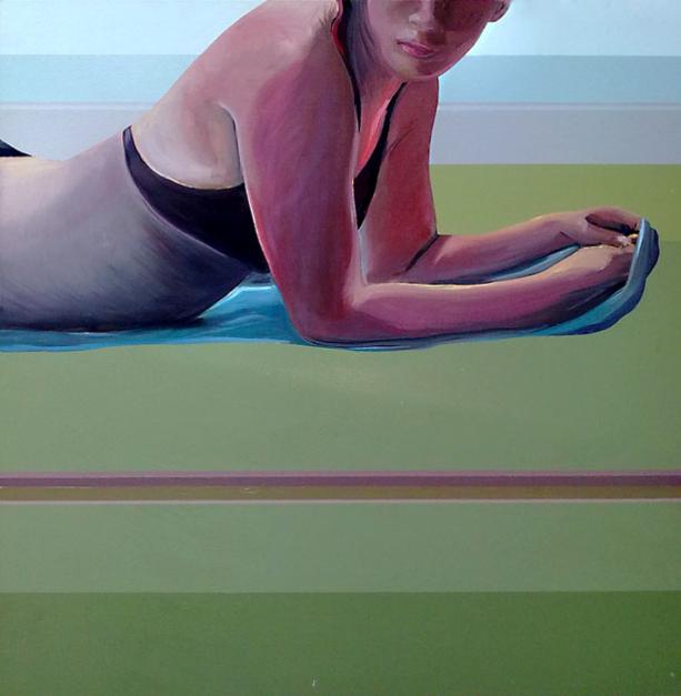 Holland Girl |Pintura de Aurora Rumí | Compra arte en Flecha.es