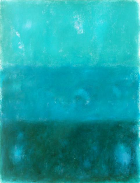 The sea II |Pintura de Luis Medina | Compra arte en Flecha.es