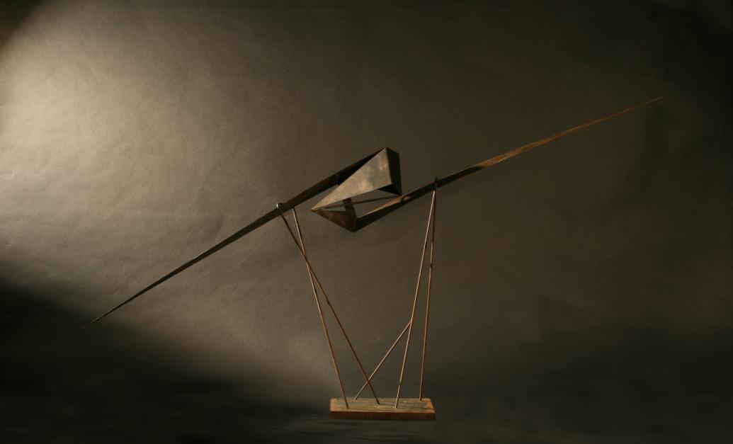 Without freedom |Escultura de Antonio Camaño Pascual | Compra arte en Flecha.es