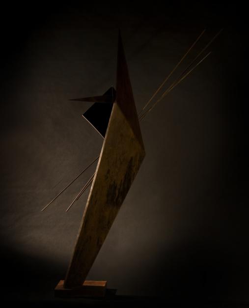 Necattauros |Escultura de Antonio Camaño Pascual | Compra arte en Flecha.es