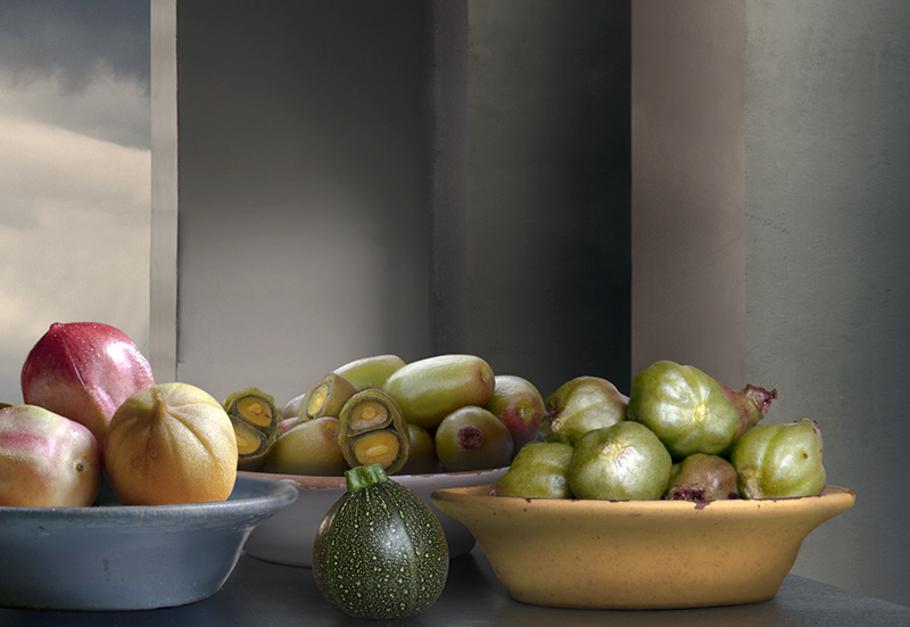 Detalle de bodegón con ventana |Fotografía de Leticia Felgueroso | Compra arte en Flecha.es