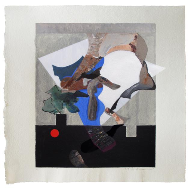 Leda y el Cisne |Pintura de Raul Eberhard | Compra arte en Flecha.es