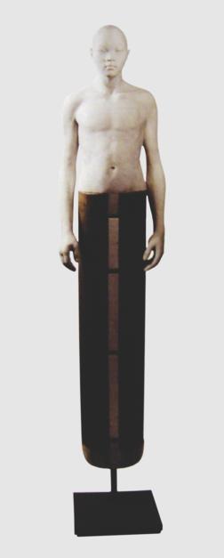Hermafrodita |Escultura de Jesús Curiá | Compra arte en Flecha.es