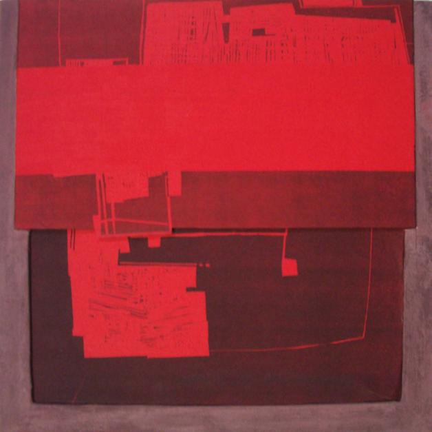 El Jardín tapiado II |Obra gráfica de Elisa Ortega | Compra arte en Flecha.es