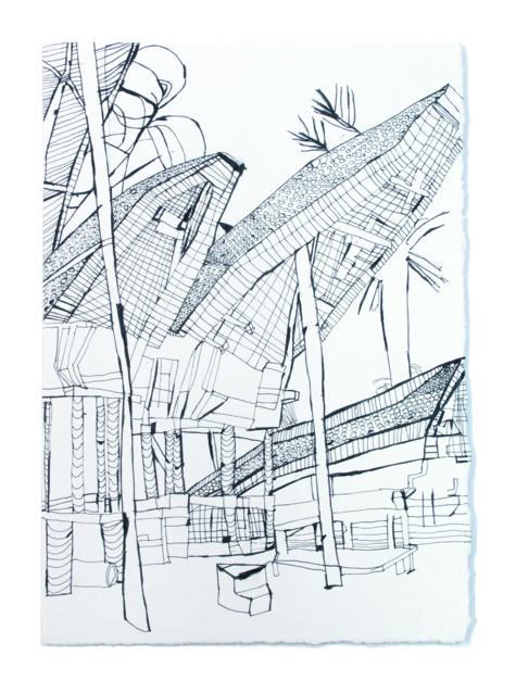 Sin título |Dibujo de Jorge Bermejo | Compra arte en Flecha.es