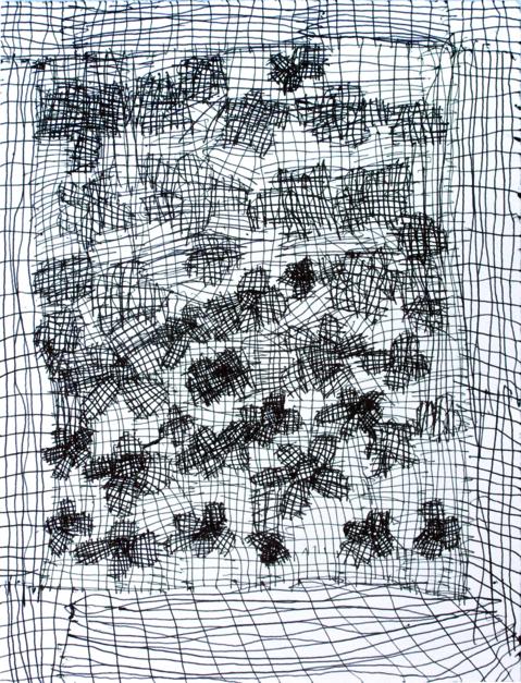 Sin título  Dibujo de Sergio Carnicero   Compra arte en Flecha.es