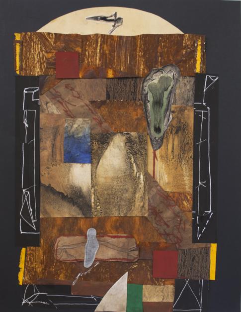 Collage 1  Collage de Txabi Sagarzazu   Compra arte en Flecha.es