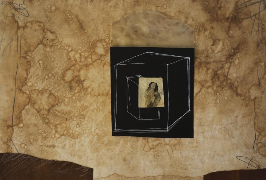Sin título |Collage de Txabi Sagarzazu | Compra arte en Flecha.es