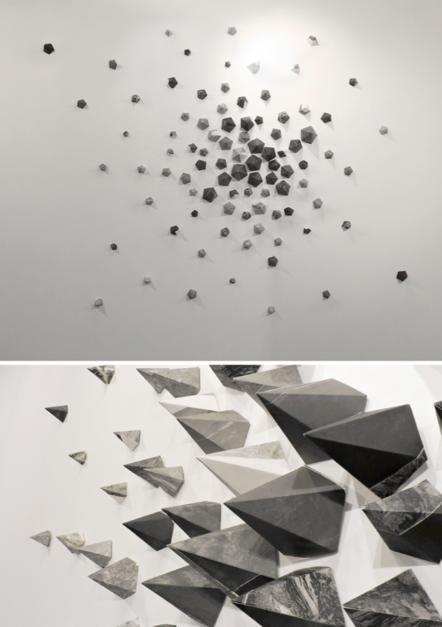 Explosión gráfica |Escultura de VanessaGallardo | Compra arte en Flecha.es