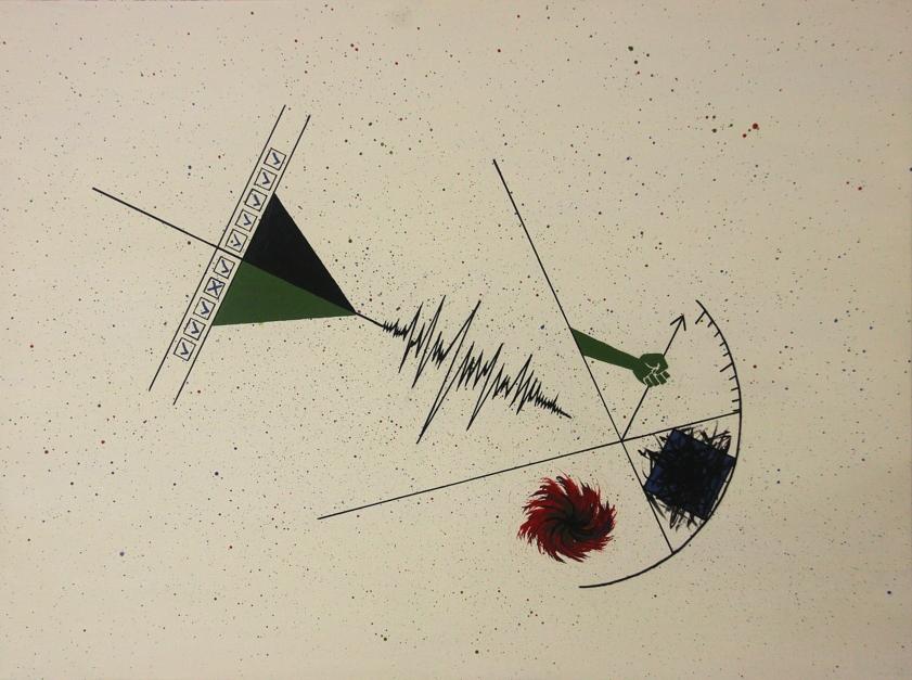 Education |Pintura de Alina Mar | Compra arte en Flecha.es