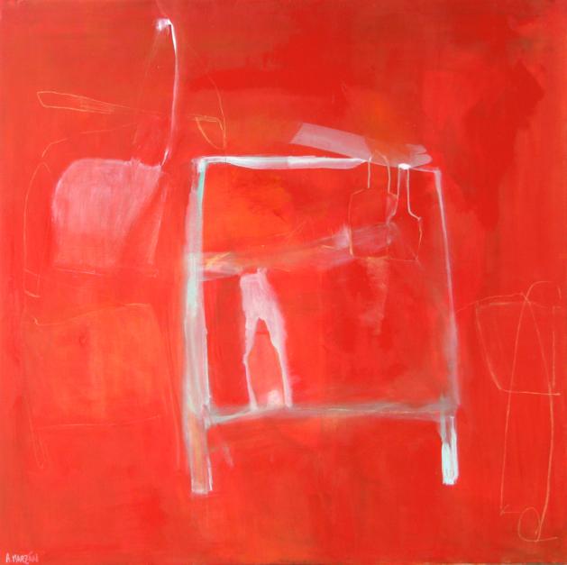 Espacio abierto |Pintura de Álvaro Marzán | Compra arte en Flecha.es