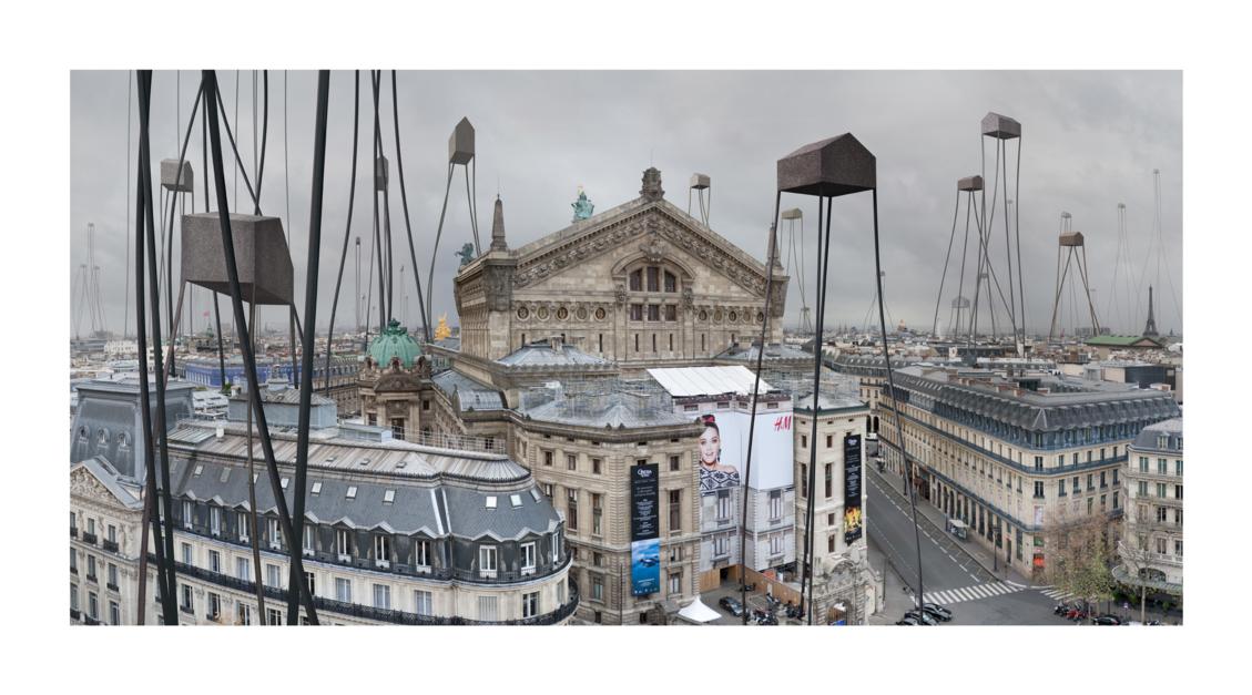 Paris (Palais Garnier) |Digital de Paco Díaz | Compra arte en Flecha.es
