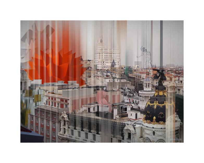Madrid 1  Digital de Paco Díaz   Compra arte en Flecha.es